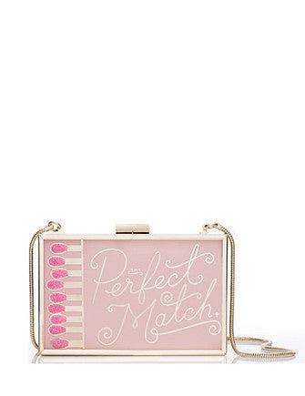 Kate Spade New York Wedding Belles Perfect Match Clutch