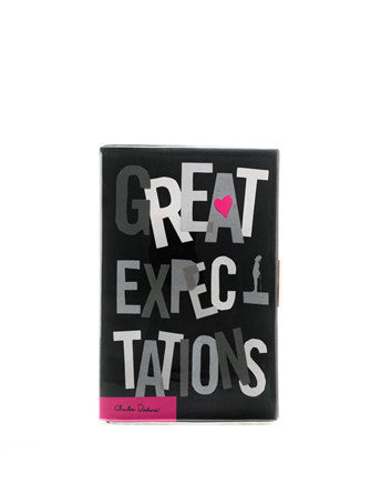 Kate Spade New York Book of the Month Great Expectations Clutch