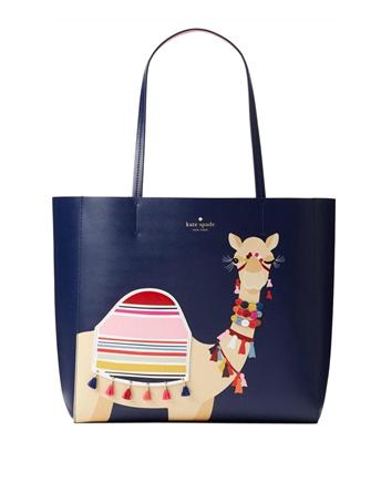 Kate Spade New York Spice Things Up Luvvie Leather Tote