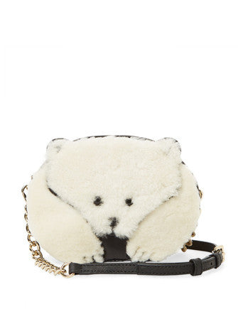 Kate Spade New York Caution To The Wind Polar Bear Crossbody