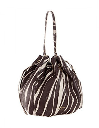 Kate Spade New York Cobble Hill Katie Convertible Zebra Shoulder Bag