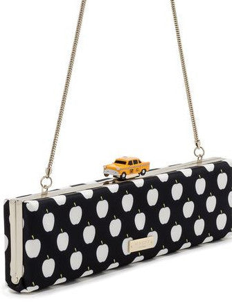 Kate Spade New York Far From the Tree Taxi Off Duty Clutch