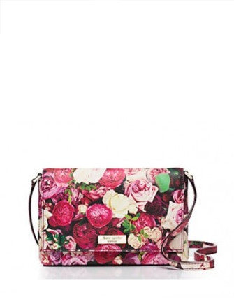 Kate Spade New York Grant Street Sally Rose Crossbody