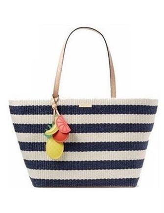 Kate Spade New York Iona Appleby Lane Multistraw Tote