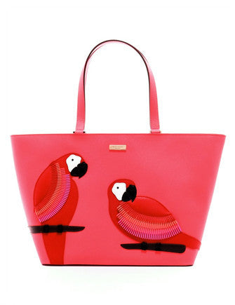 Kate Spade New York Parrot Talk the Talk Jules Tote