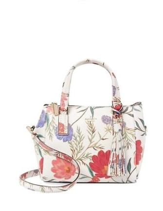 Kate Spade New York Kingston Drive Blossom Small Alena Satchel