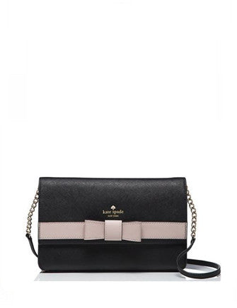Kate Spade New York Kirk Park Saffiano Veronique Crossbody
