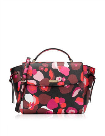 Kate Spade New York Laurel Way Lilah Printed Flower Satchel