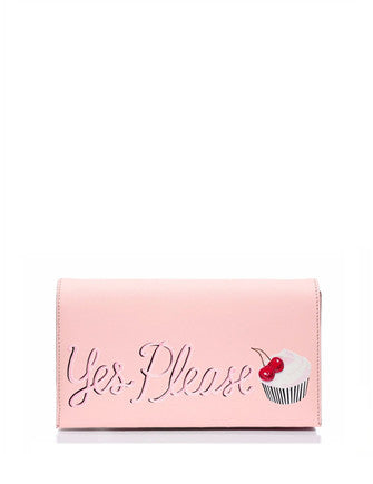 Kate Spade New York Magnolia Bakery Yes Please Tally Clutch