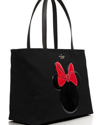 Kate Spade New York X Disney Minnie Mouse Francis Tote
