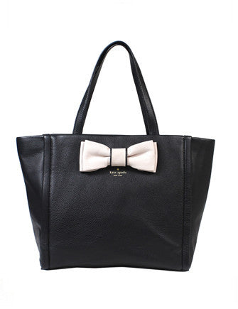 Kate Spade New York Shoshanna Bow Murray Street Tote