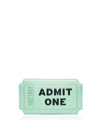 Kate Spade New York Flavor of the Month Admit One Clutch