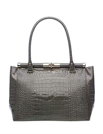 Kate Spade New York Croc Embossed Knightsbridge Constance