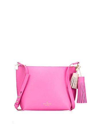 Kate Spade New York Foster Court Pepper Tassel Crossbody