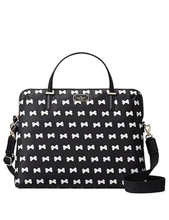 Kate Spade New York Wilson Road Bow Daveney Laptop Bag