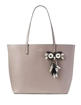 Kate Spade New York Owl Star Bright Little Len Tote