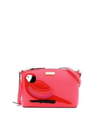 Kate Spade New York Talk The Talk Millie Parrot Crossbody