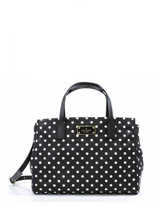 Kate Spade New York Small Dot Loden Blake Avenue Crossbody