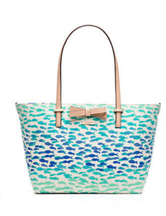 Kate Spade New York South Poplar Street Francis Fish Tote