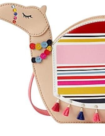 Kate Spade New York Spice Things Up Camel Crossbody