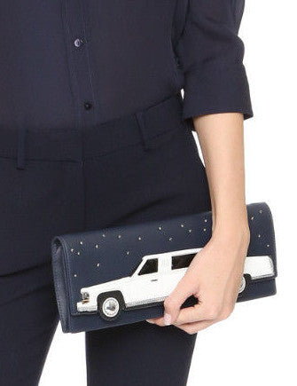 Kate Spade New York Steal The Spotlight Limo Clutch