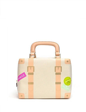 Kate Spade New York Tiny Trunk Sand Hill Circle Tote