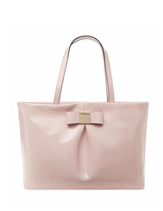 Kate Spade New York Veranda Place Patent Leather Small Evie Tote