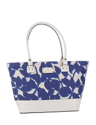 Kate Spade New York Wellesley Hyacinth Leaves Small Harmony