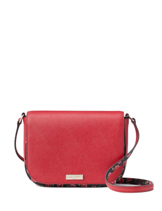 Kate Spade New York Laurel Way Hazy Rose Large Carsen Crossbody