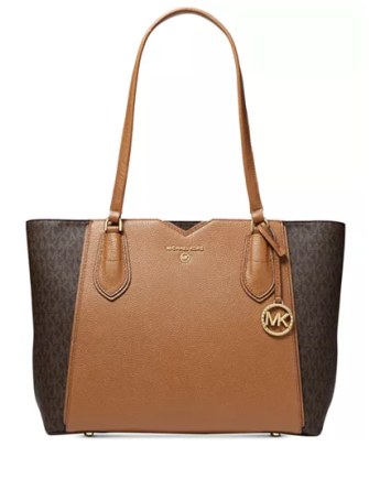 Michael Michael Kors Mae Medium Signature Tote