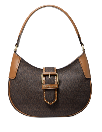 Michael Michael Kors Signature Lillian Shoulder Bag
