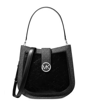 Michael Michael Kors Lillie Signature Hobo Crossbody