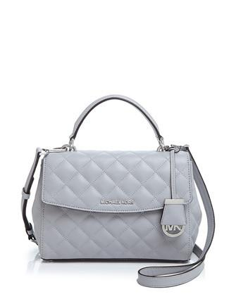 Michael Michael Kors Ava Small Top Handle Quilted Satchel