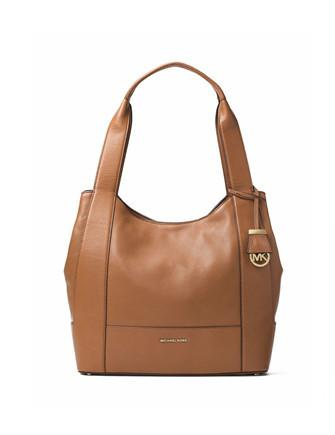 Michael Michael Kors Marlon Large Leather Shoulder Tote