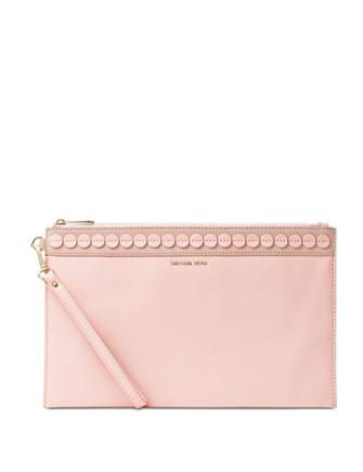 Michael Michael Kors Analise Extra Large Zip Clutch