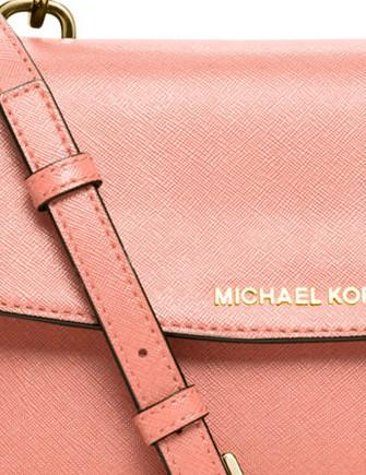Michael Michael Kors Ava Small Patent Leather Satchel