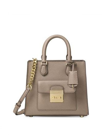 Michael Michael Kors Bridgette Small North South Messenger