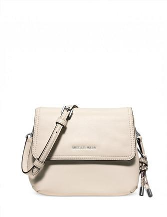 Michael Michael Kors Isabel Small Leather Messenger