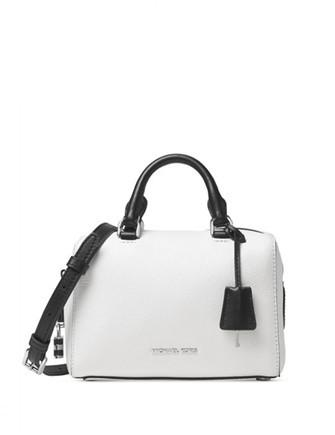 Michael Michael Kors Kirby Mini Leather Satchel