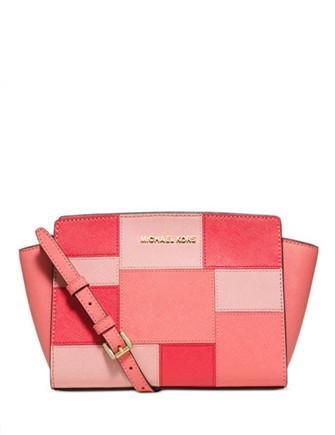 Michael Michael Kors Selma Quilted Medium Messenger