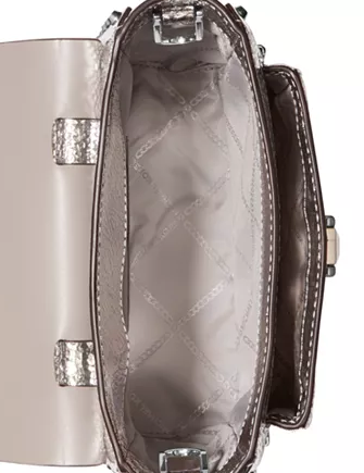 Michael Michael Kors Manhattan Leather Crossbody
