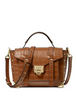 Michael Michael Kors Manhattan Medium Top Handle School Satchel