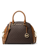Michael Michael Kors Maxine Leather Dome Satchel