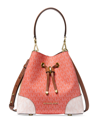 Michael Michael Kors Mercer Gallery Small Convertible Bucket Bag