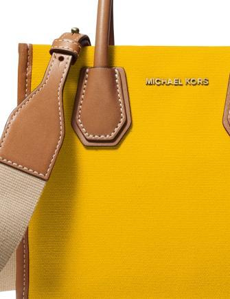 Michael Michael Kors Mercer Canvas Crossbody