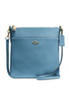 Coach Messenger Crossbody in Crossgrain Leather