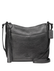 Coach Metallic Leather Chaise Crossbody