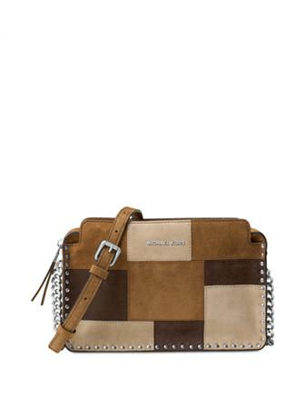 Michael Michael Kors Patchwork Astor Large Messenger
