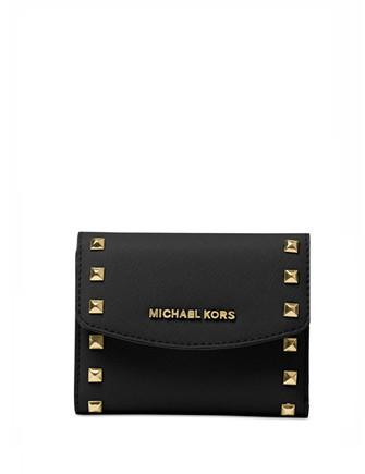 Michael Michael Kors Ava Carryall Card Case Wallet