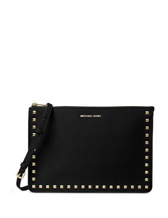 Michael Michael Kors Ava Large Studded Convertible Pouch